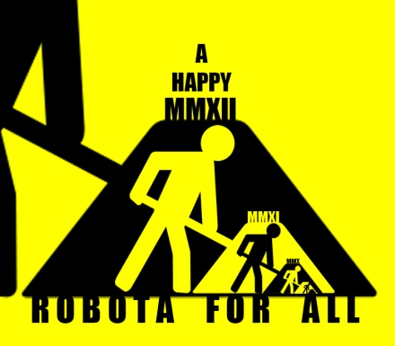 MMXll_happy work-in-progress from ROBOTA